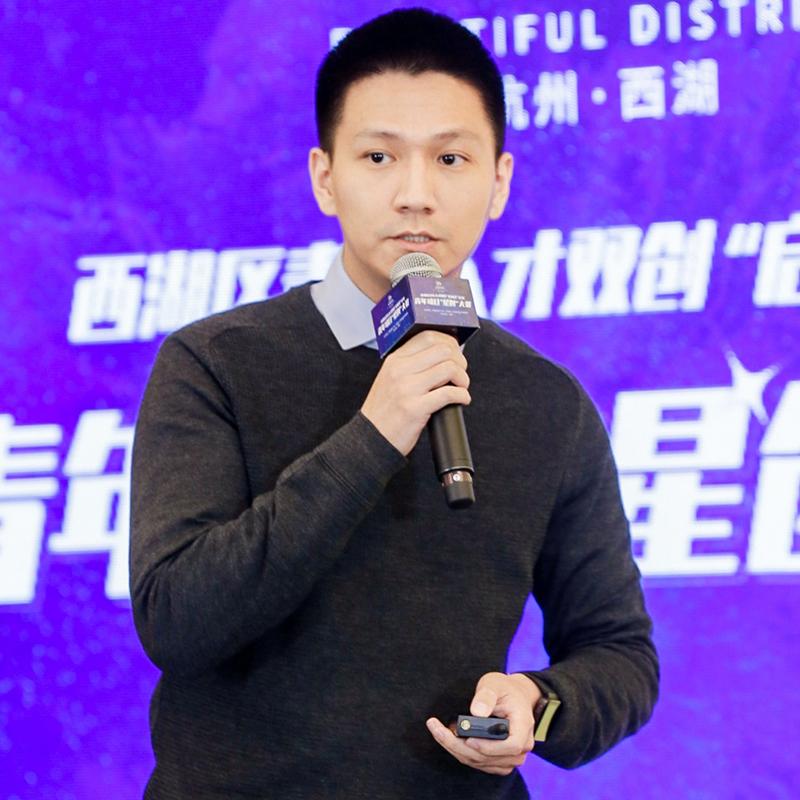 陈浚彬-雨果网-华南区副总监